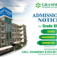 Admission Open for Higher Education